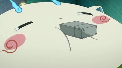アニメ妖怪ウォッチ第191話-Part1-8
