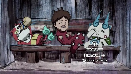 アニメ妖怪ウォッチ第161話-Part1-02