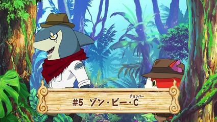 アニメ妖怪ウォッチ第183話-Part1-01