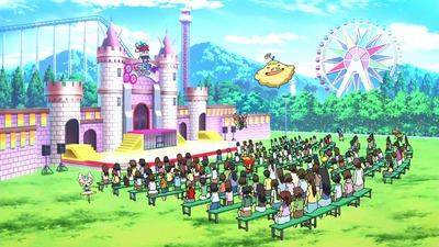 アニメ妖怪ウォッチ 第135 Part2-11