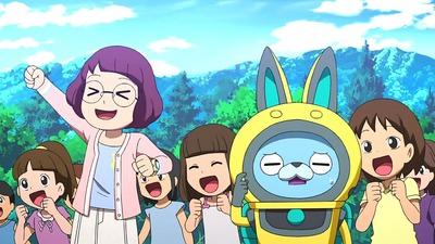 アニメ妖怪ウォッチ 第135 Part2-82