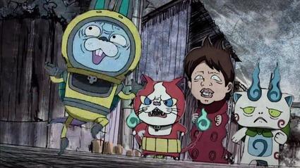 アニメ妖怪ウォッチ第161話-Part1-12