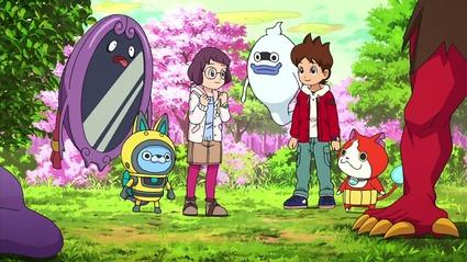 アニメ妖怪ウォッチ第194話-前編-19