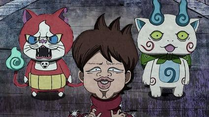 アニメ妖怪ウォッチ第159話-Part1-22