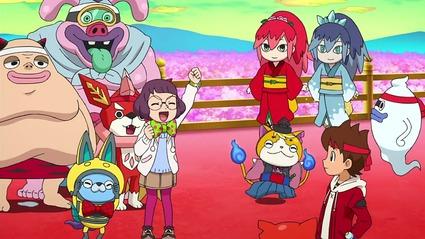アニメ妖怪ウォッチ第159話-Part3-132