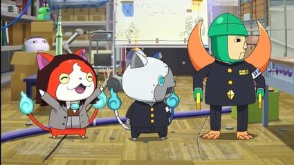 アニメ妖怪ウォッチ第171話-Part1-10
