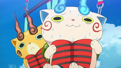 アニメ妖怪ウォッチ第168話Part1-28
