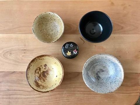 お抹茶茶碗