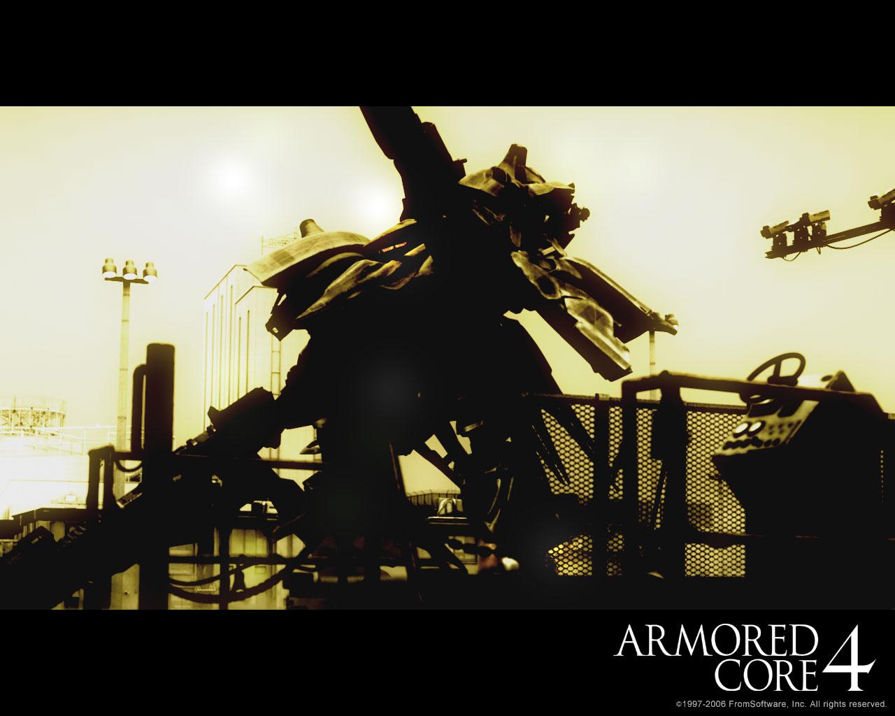 Armored Core 5 小さな村の仲間たち