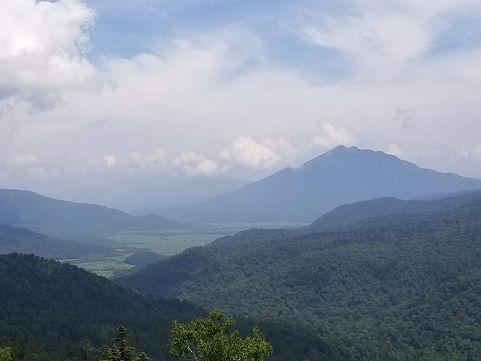 燧ケ岳と尾瀬沼