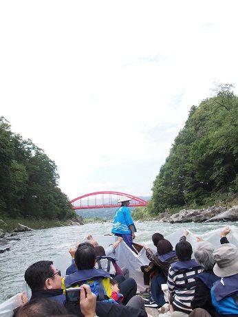 天竜川下り2
