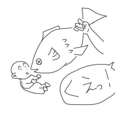 赤ちゃん魚