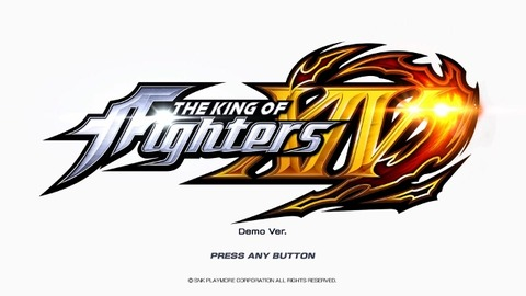 THE KING OF FIGHTERS XIV Demo Ver