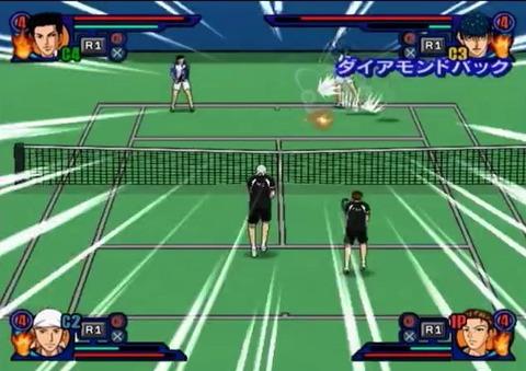 テニスの王子様 スマッシュヒット2 11