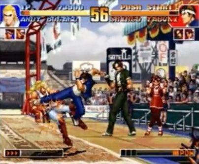 KOF'97 3