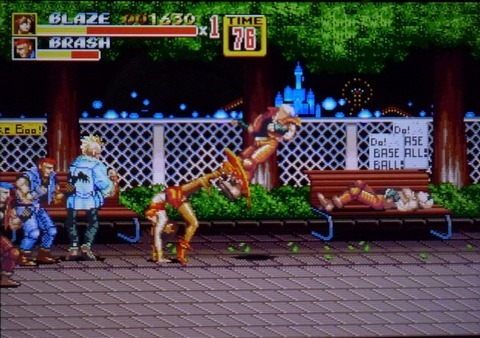 3D ベア・ナックルⅡ 死闘への鎮魂歌5