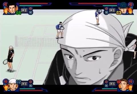 テニスの王子様 スマッシュヒット2 12