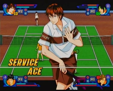 テニスの王子様 スマッシュヒット2 7