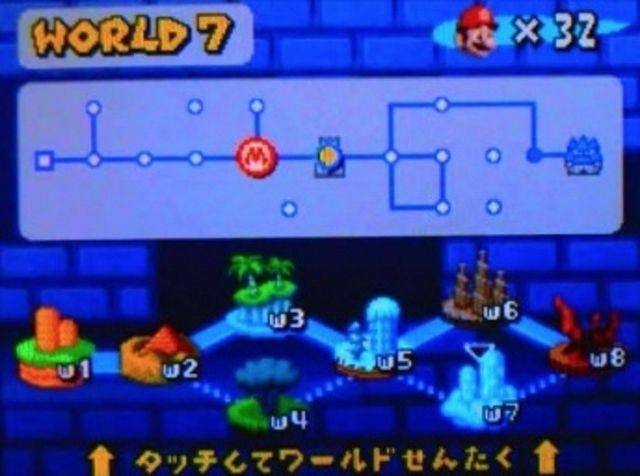 メガネなゲームレビュー  【DS】New スーパーマリオブラザーズ レビューコメントトラックバック                ふじまろ