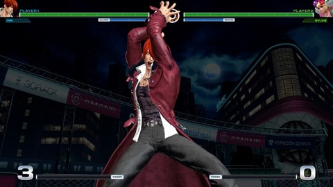 THE KING OF FIGHTERS XIV Demo Ver7
