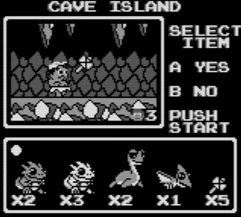 高橋名人の冒険島Ⅱ9