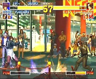 ザ・キング・オブ・ファイターズ'95 3