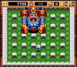 Super Bomber Man 2 4