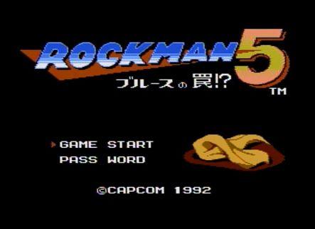 ロックマン5