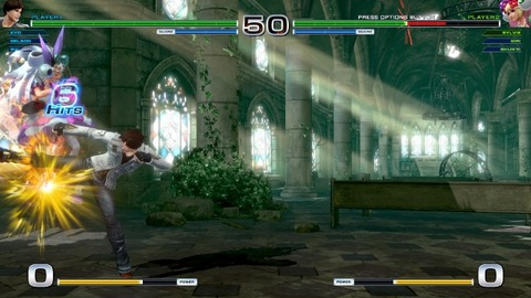 THE KING OF FIGHTERS XIV Demo Ver10