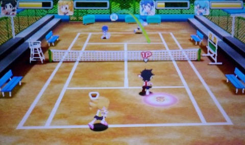 THE テニス7