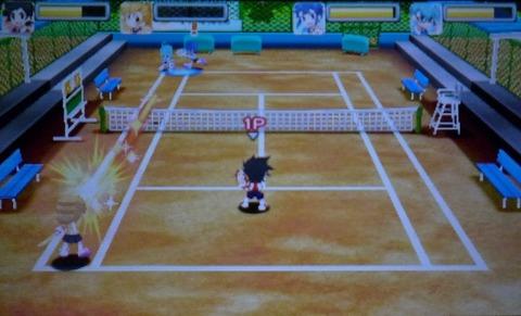 THE テニス9