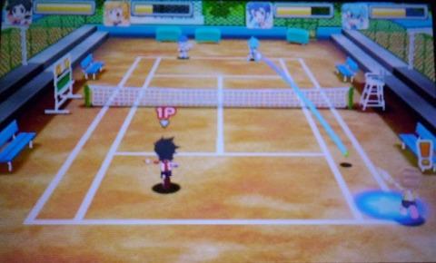THE テニス6