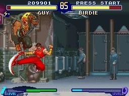 Street Fighter Zero 2 8