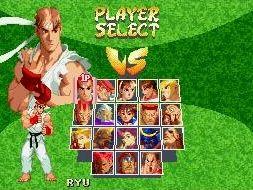 Street Fighter Zero 2 1