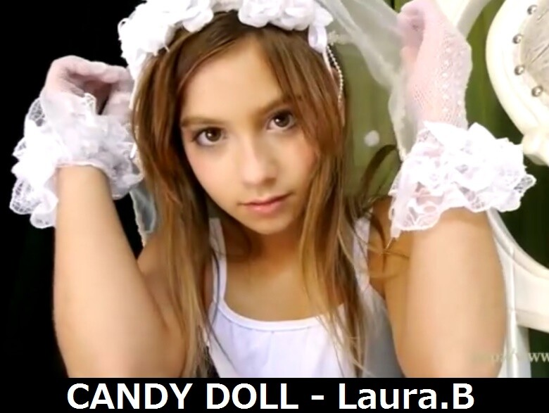 CANDY DOLL Laura.B