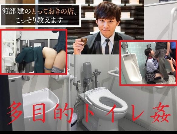 多目的トイレ エロ