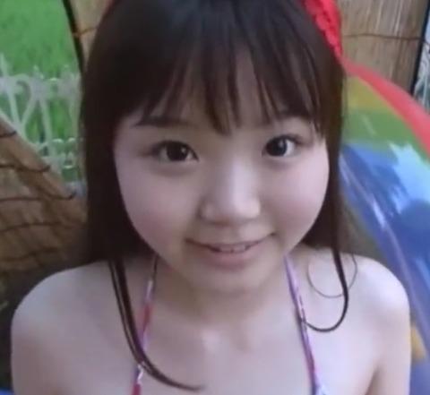 藤波心 ジュニアアイドル