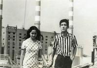 舟木一夫&内藤洋子・その人は昔・スチール