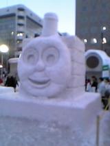 雪トーマス