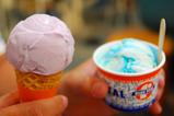 ブルーシールのアイス