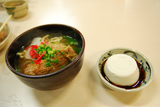 沖縄そば&ジーマミー豆腐