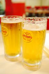 三つ☆オリンオンビール