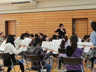 オーケストラ体験