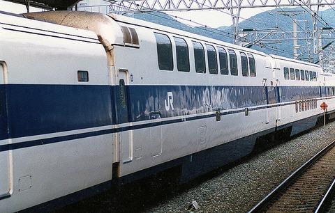 [画像]新幹線100系電車 100-003 [画像]新幹線100系電車 100-007 : 新幹