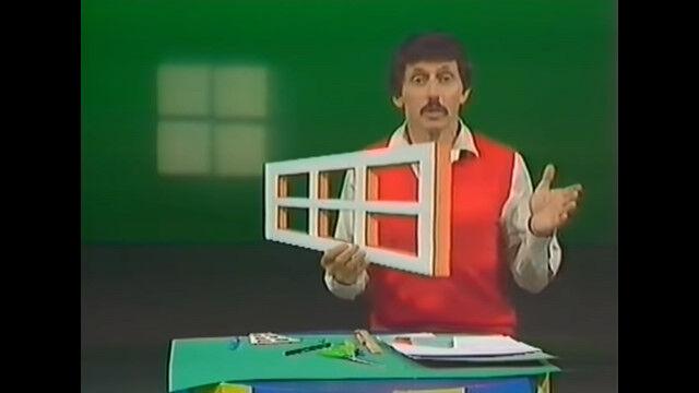 頭が混乱する。回転方向がおかしく思える不思議な錯視「エイムズの窓」