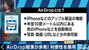 【悲報】加藤純一さん、AirDropで自画像をばら撒かれる