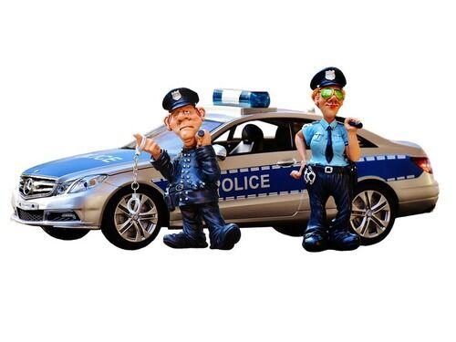 「警官にお願いがあります、この車を止めて!」アメリカの現状が伝わる切実な貼り紙