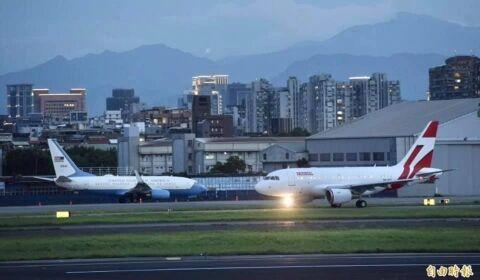 海外「歴史的な一日だ!」 日米の要人が台湾の空港に集結した光景に台湾人が大感動
