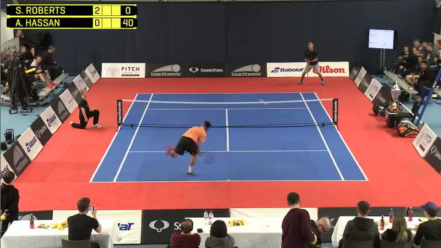 小さなコートで楽しめる、イギリス発祥のスポーツ「タッチテニス」