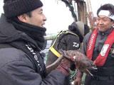 【鉄腕DASH】 城島茂&桝太一アナ、学会で発表するレベルの「超貴重生物」2種を発見してしまうww